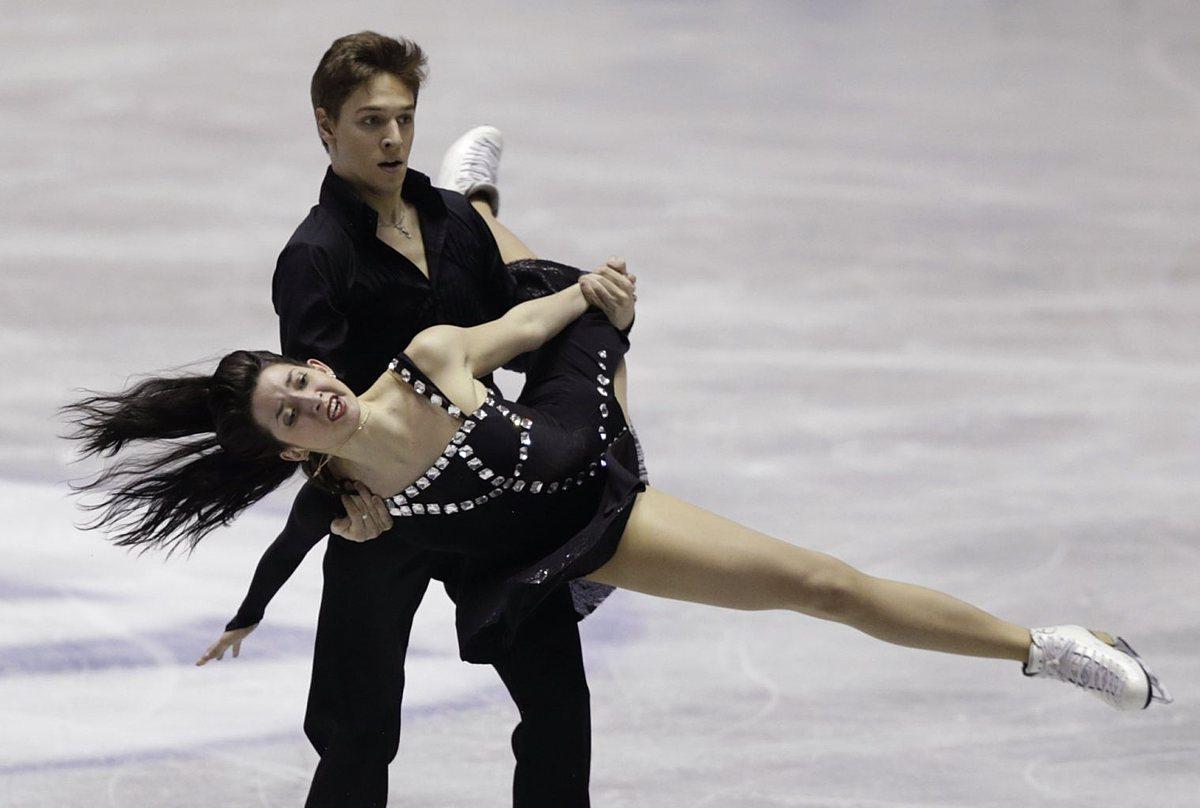 канада фигурное катание пара спортивные танцы смотреть после