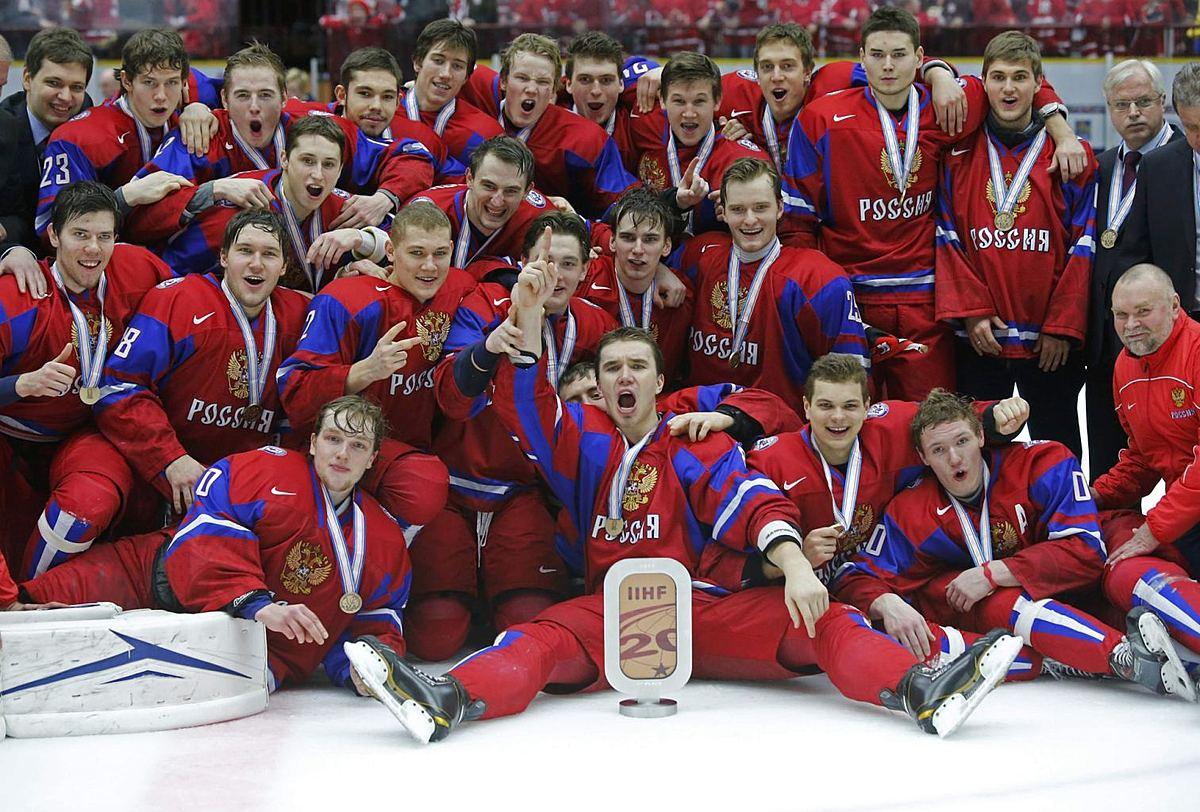 результат молодежной сборной по хоккею вк задача