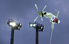 Зимние Олимпийские Игры 2014 в Сочи (Winter Olympics 2014): Olympics: Freestyle Skiing-Men's Moguls Qualification