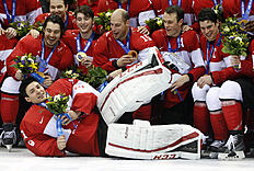 Зимние Олимпийские Игры 2014 в Сочи (Winter Olympics 2014): Canadiens goalie Price has lower-body injury