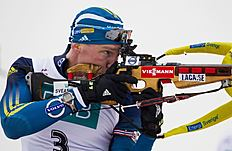 Biathlon World Cup in Oslo