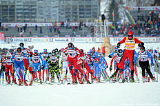 Participants of the FIS World Cup Cross-
