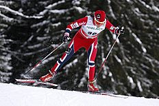 Cross Country Skiing World Cup in Dobbiaco