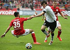 FC Spartak Moscow v Torpedo Moscow � Russian Premier League
