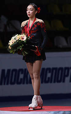 Rostelecom Cup ISU Grand Prix of Figure Skating 2014 � Day One