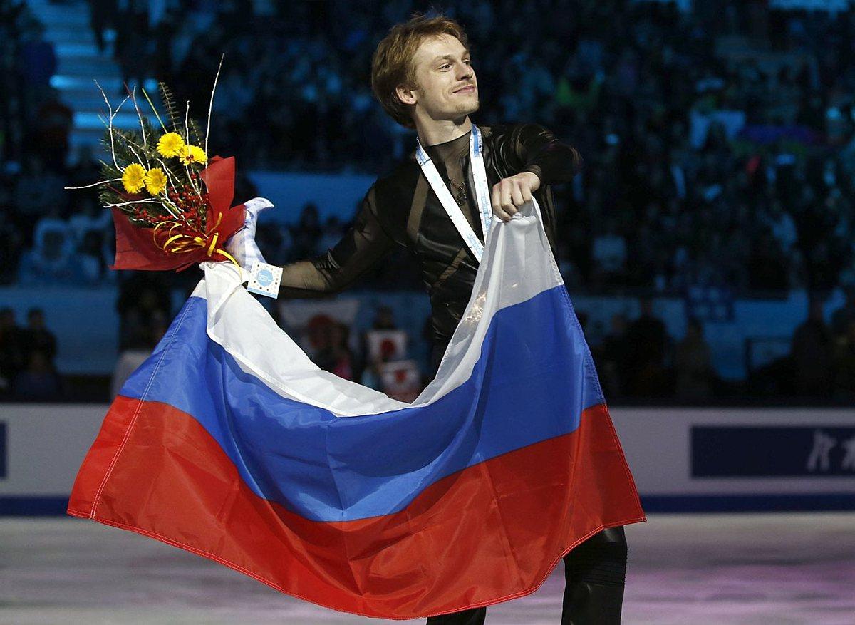 Фигурист из Санкт-Петербурга одержал победу в Финляндии