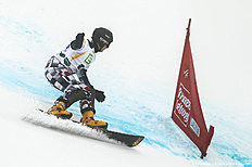 Snowboard (сноуборд): FIS Snowboard World Championships — Men's and Women's Parallel Slalom