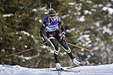 IBU Biathlon World Cup � Women's Sprint