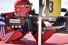 IBU Biathlon World Cup � Men's and Women's Pursuit