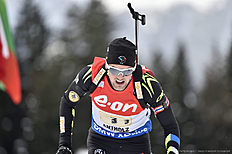IBU Biathlon World Cup � Men's and Women's Relay