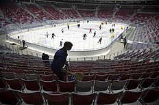 ������ � ������: Sochi hockey team thriving a year after Winter Olympics
