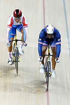 UCI Track Cycling World Championships — Day Five