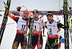 Men's Nordic Combined HS134/10km � FIS Nordic World Ski Championships