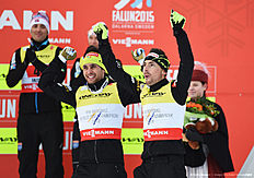 Men's Nordic Combined HS134/2x7.5km Team Sprint � FIS Nordic World Ski Championships