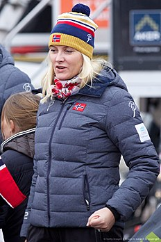 Swedish Royals Attend World Ski Championships in Falun � Day 2
