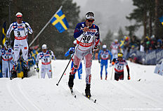 Cross Country: Men's Mass Start � FIS Nordic World Ski Championships