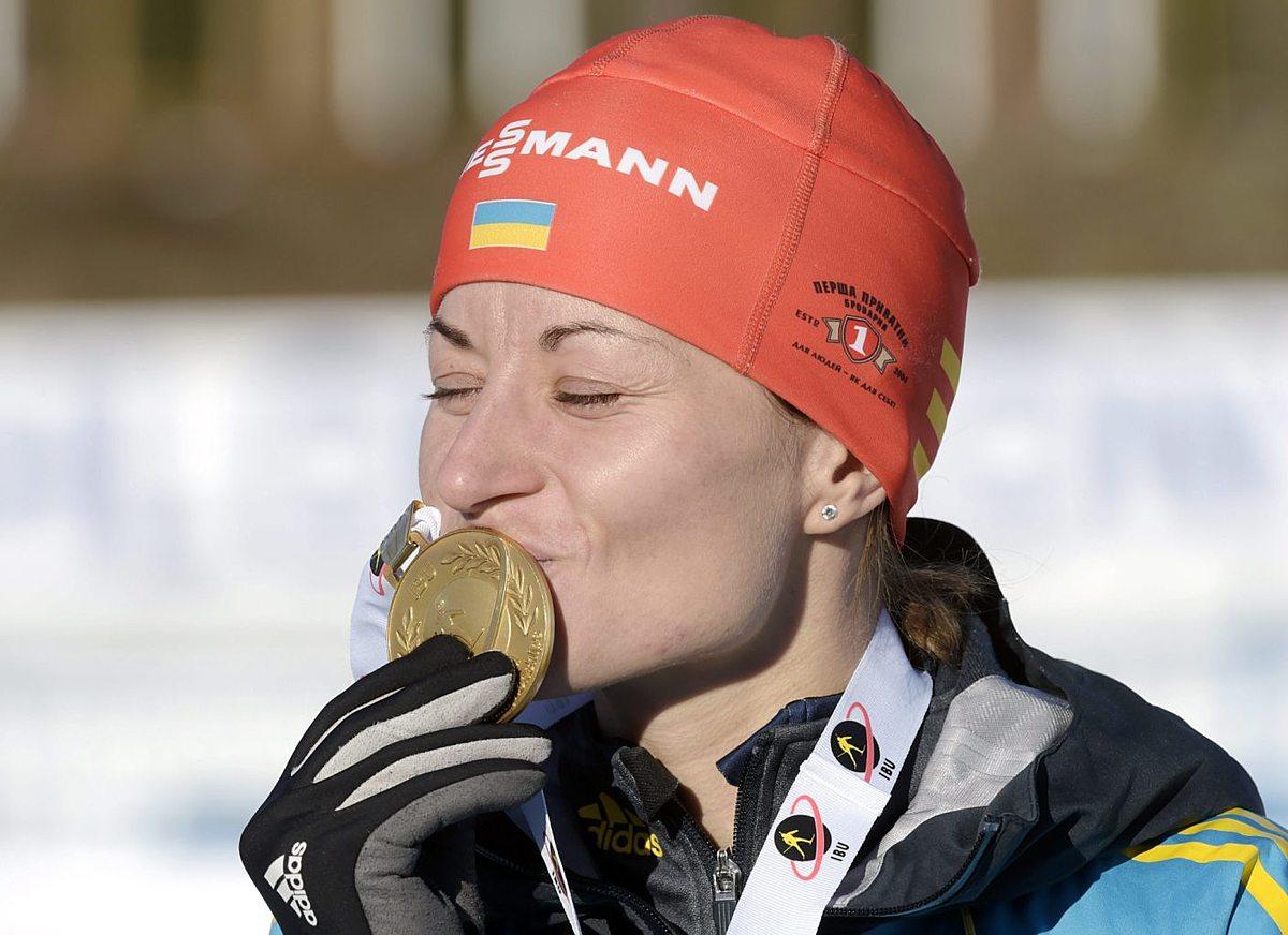 Фото россия спортсменки биотлонисток 14 фотография
