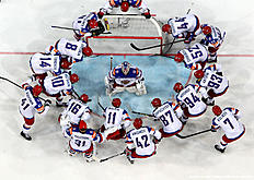 ������ � ������: Canada v Russia � 2015 IIHF Ice Hockey World Championship Gold Medal Game