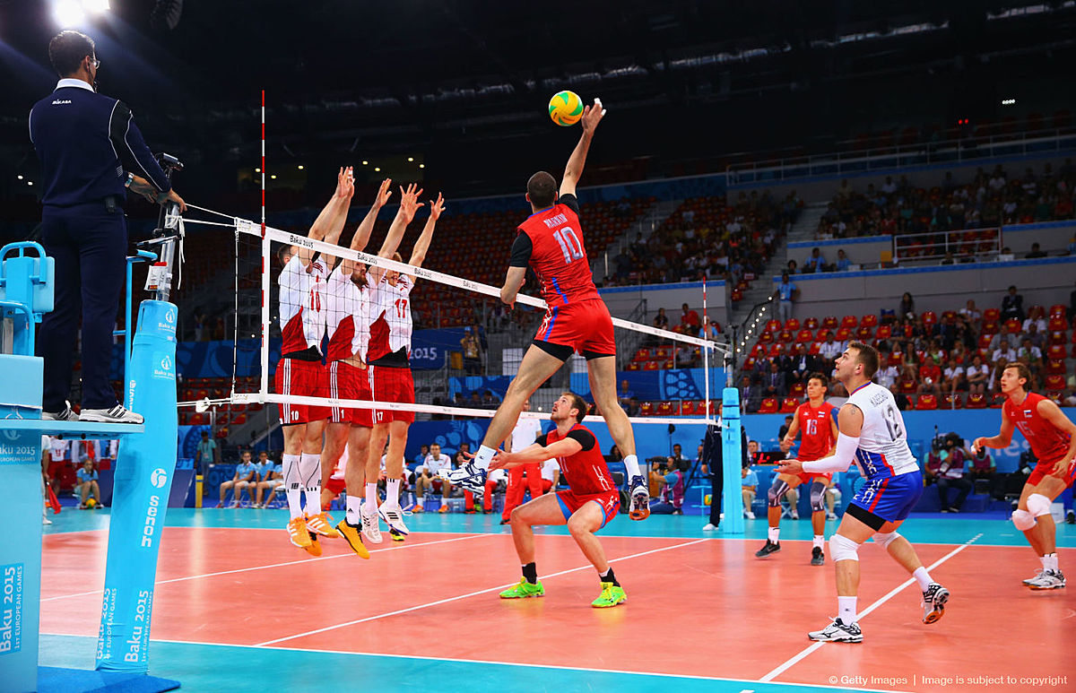 an analysis of the blocking skill in volleyball