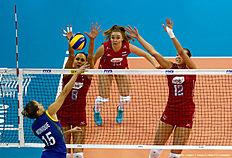 FIVB Volleyball World Grand Prix � Day 2