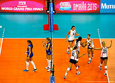 FIVB Volleyball World Grand Prix � Day 3