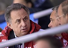 Russia's sports minister Vitaly Mutko (pictured) on Sunday lashed out against German broadcasters ARD over their allegations of mass doping among Russian...