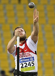 ������ �������� � ������: ATHLETICS-QAT-PARALYMPICS-WC2015-IPC