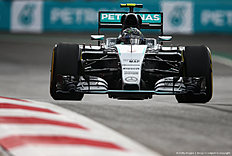 F1 Grand Prix of Mexico � Qualifying