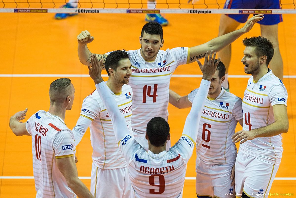 VOLLEYBALL-OLY-QUALIFIER-RUS-FRA