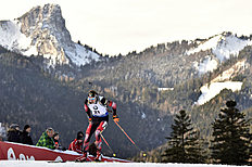 IBU Biathlon World Cup — Mens Womens Sprint