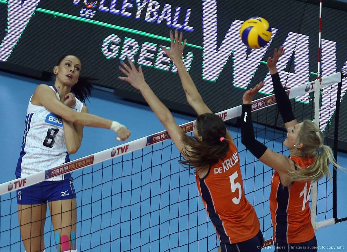 VOLLEY-OLY-NED-RUS-WOMEN