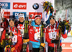 IBU Biathlon World Cup Ruhpolding — Day 3