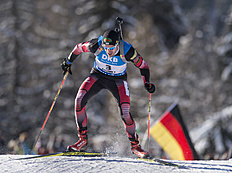 IBU Biathlon World Cup Antholz