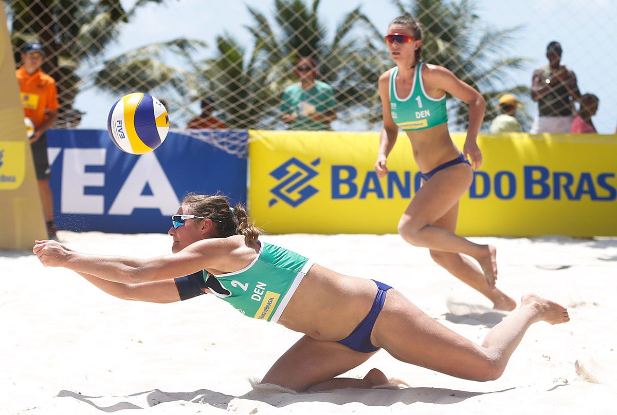 FIVB Beach Volleyball World Tour Maceio Open — Day 1