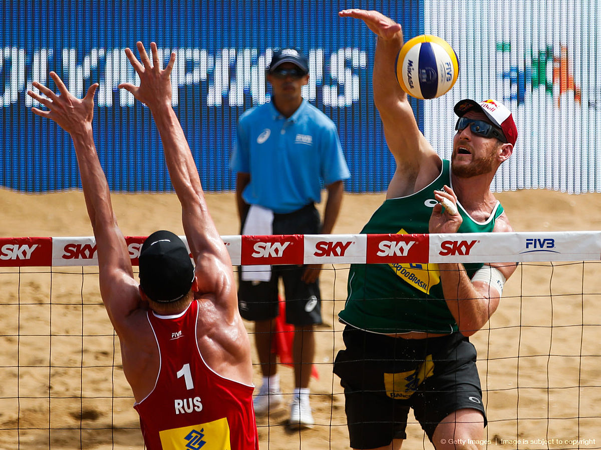 FIVB Beach Volleyball Vitoria open — Day 2