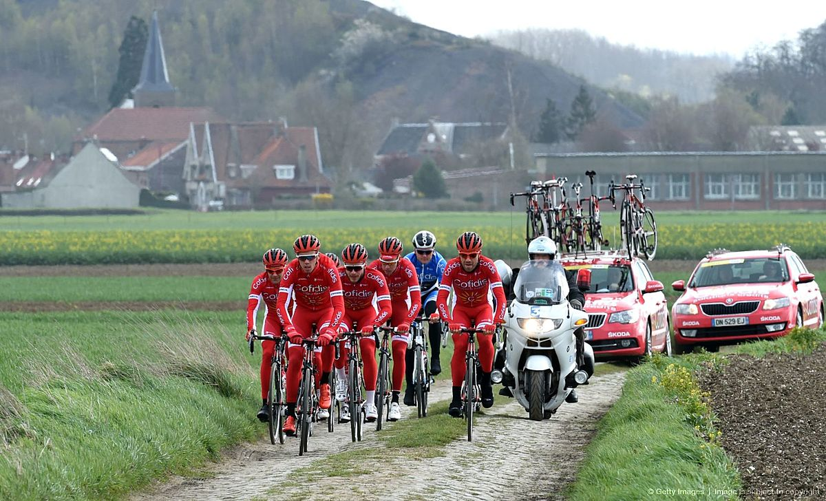 CYCLING-FRA-PARIS-ROUBAIX