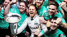 Stats Put Rosberg In Line For F1 Title