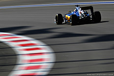 F1 Grand Prix of Russia — Practice