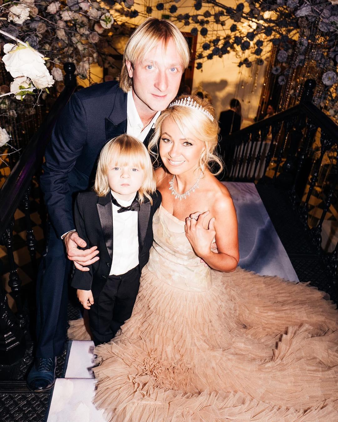 Свадьба Яны Рудковской и Евгения Плющенко (фото) Конферансье 63