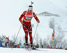 Lars Berger Of Norway Competes