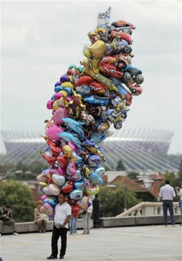 прикольная фото с шариками взять собой свадьбу