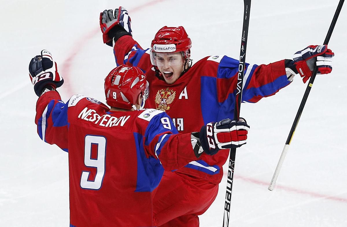 хоккей в россии реферат