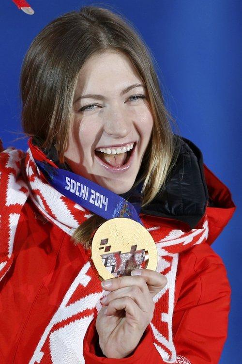 Олимпийские медали сочи таблица