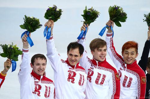 Мужская сборная россии по шорт треку
