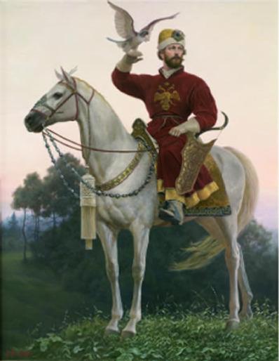 14 февраля день Святого Трифона, покровителя рыболовов и охотников.