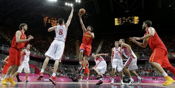 903f5bfe Новости баскетбола на Летних Олимпийских играх 2012, сегодня, 4 августа