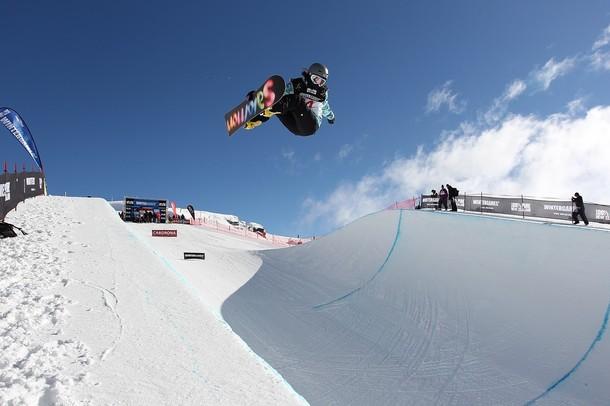 Сноуборд хафпайп олимпиада