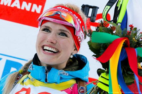 Габриэла Соукалова выиграла индивидуальную гонку 5 этапа Кубка ...